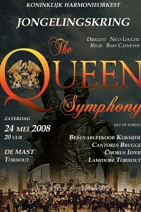 2008 The Queen Symphony